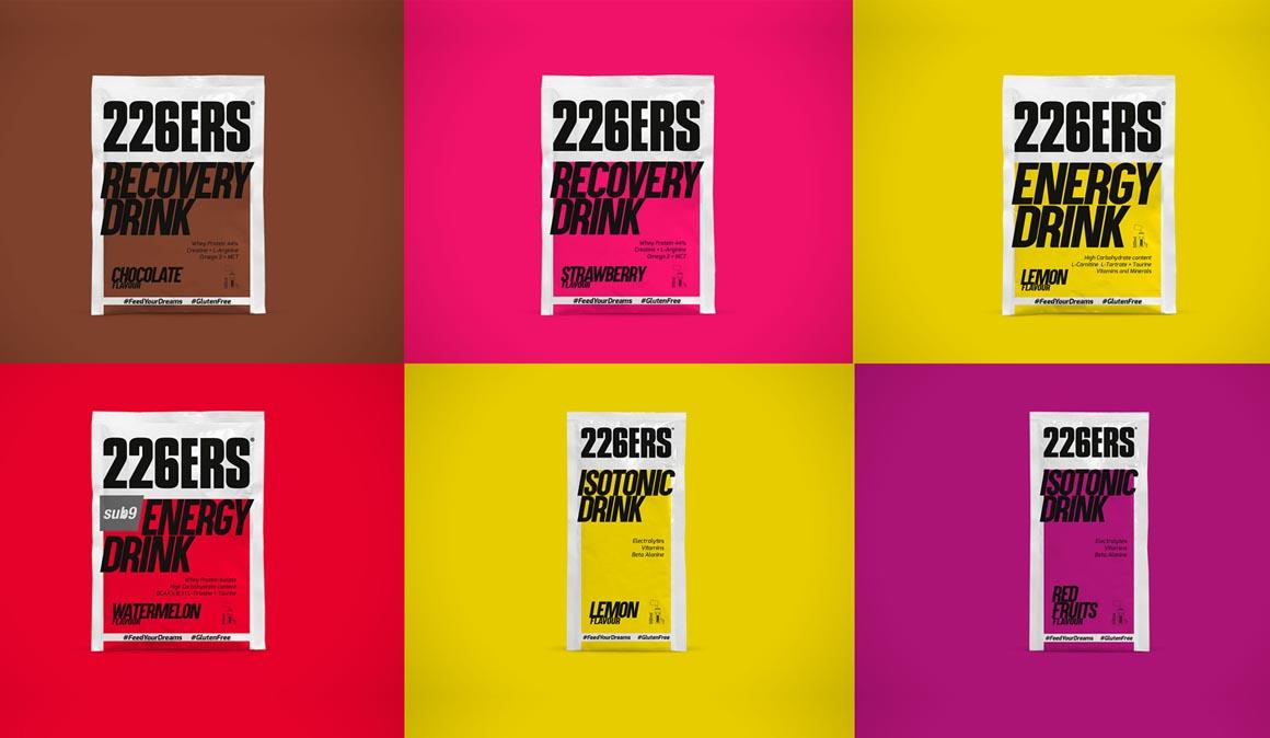 Monodosis para las bebidas en polvo de 226ERS