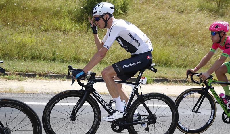 Froome no descarta participar en la Vuelta a España y decidirá tras el Tour