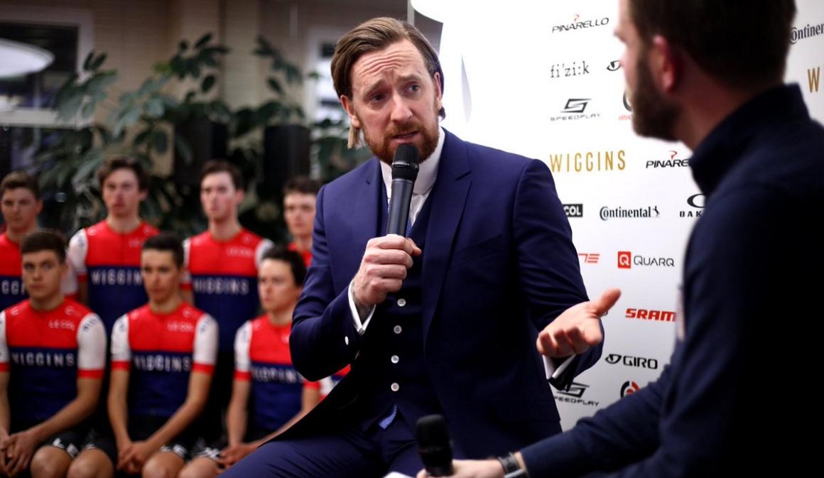 """Wiggins: """"¿Dos líderes en el Sky? La forma en la que Thomas está corriendo le puede dar una dinámica interesante al Tour"""""""