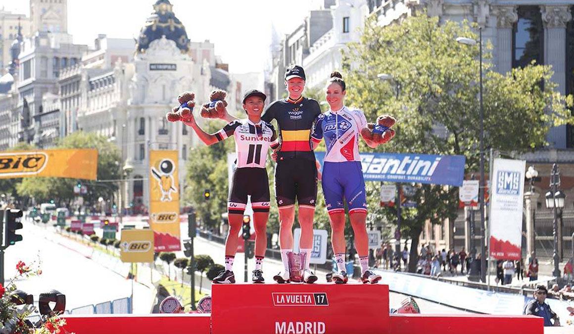 WNT Madrid Challenge by La Vuelta anuncia los equipos participantes