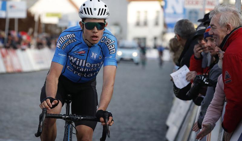 Van Aert y Lotto-Jumbo, acuerdo por tres temporadas