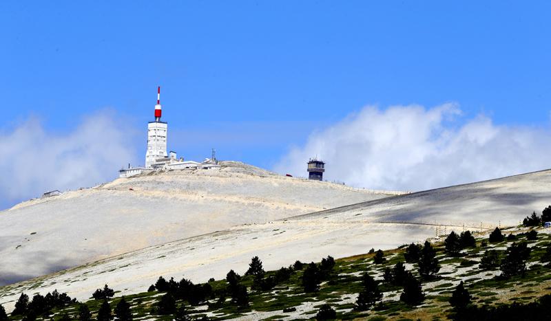 Una nueva carrera de un día con final en el Mont Ventoux