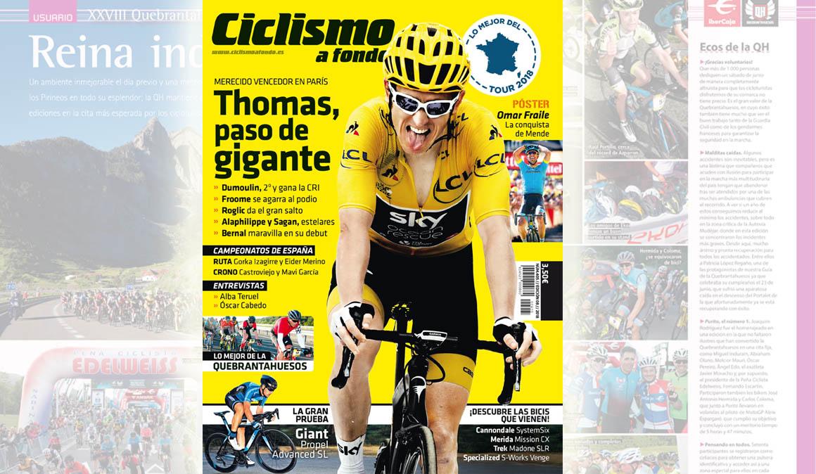Ciclismo a Fondo nº 405 ya a la venta
