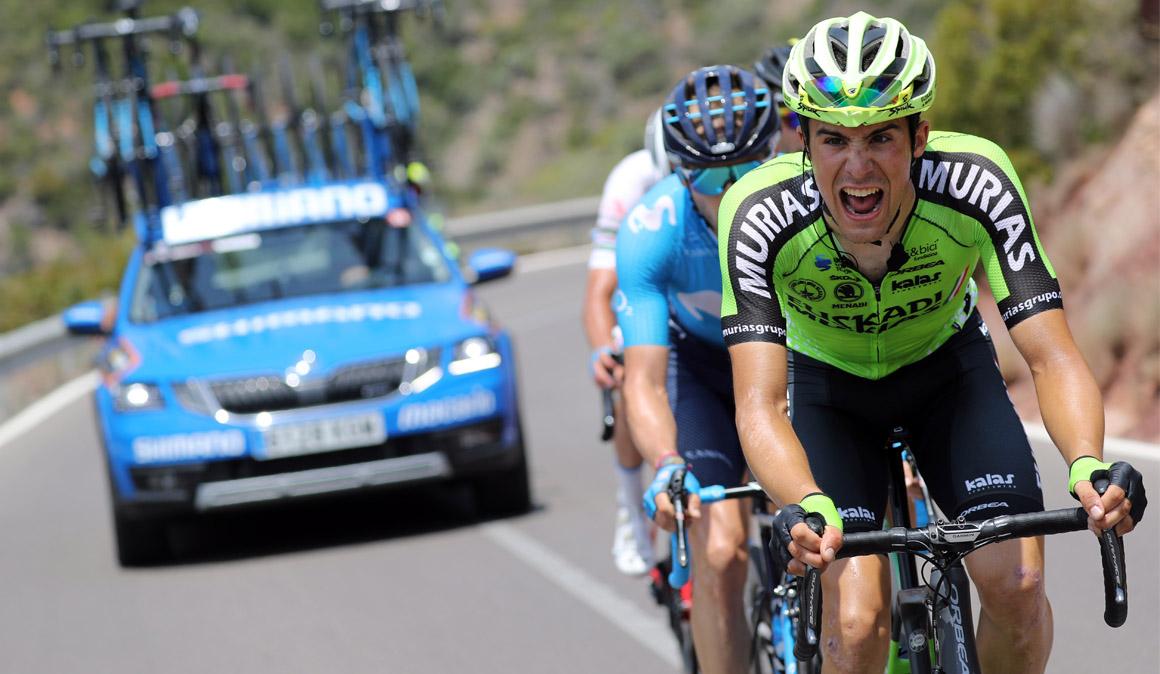 Euskadi-Murias y Caja Rural, a ser protagonistas en la Vuelta a Portugal