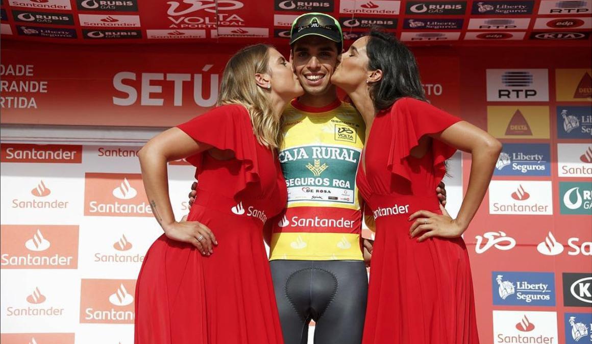 Rafa Reis abre con victoria en casa la Volta a Portugal