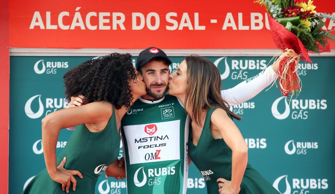 Volta Portugal: Stacchiotti gana la primera etapa; Reis sigue líder