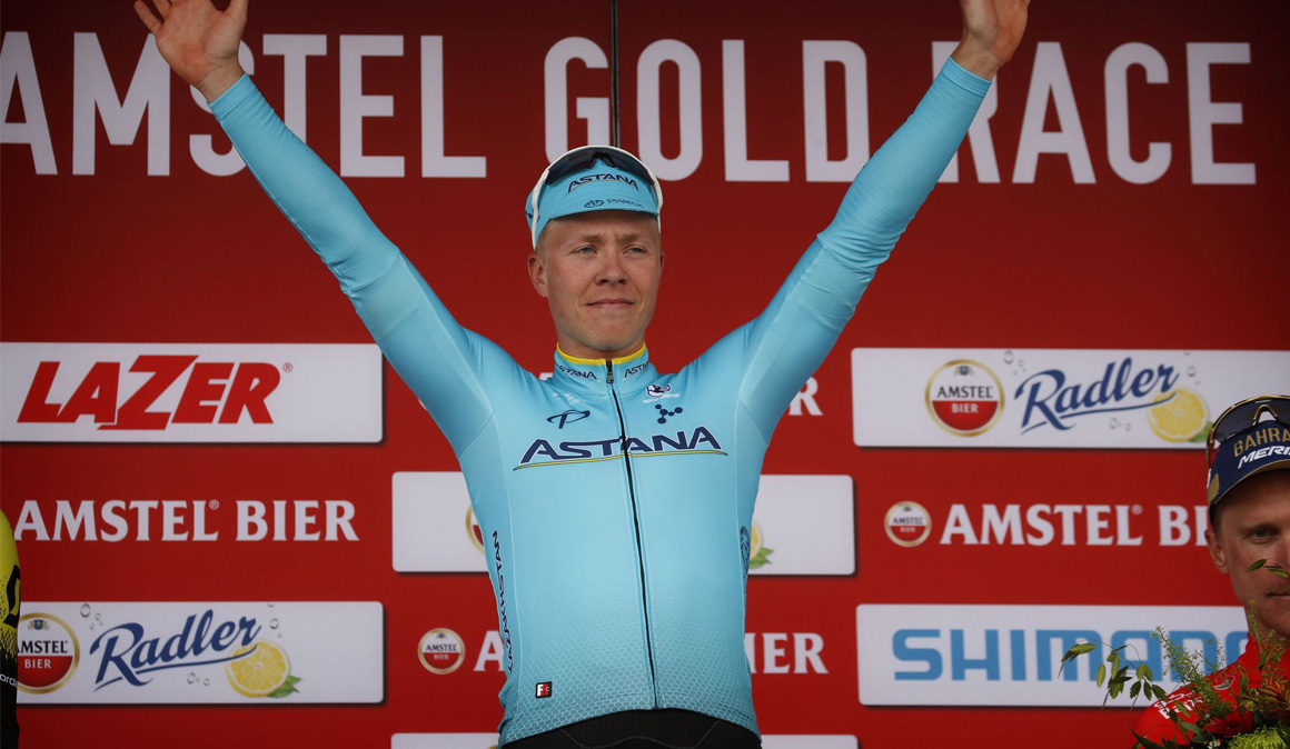 Michael Valgren ficha por Dimension Data