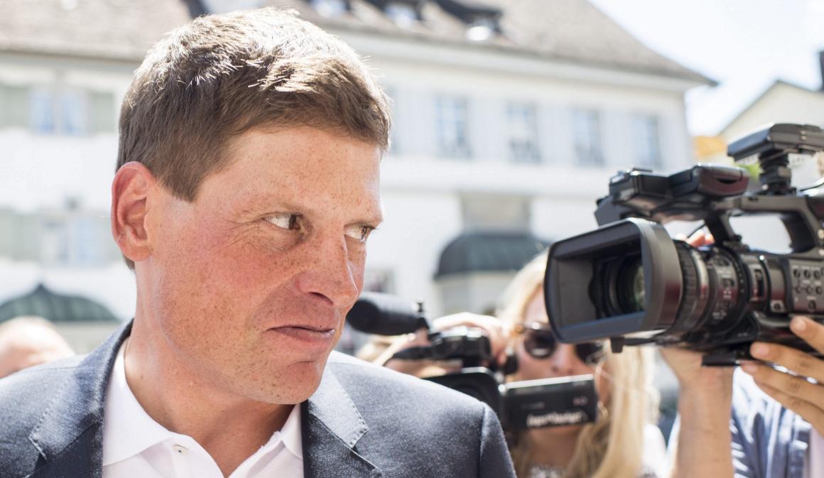Ullrich, detenido por allanamiento y amenazas al actor Til Schweiger