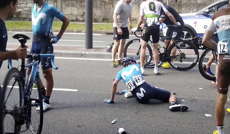 Mikel Landa no se descarta para la Vuelta 2018