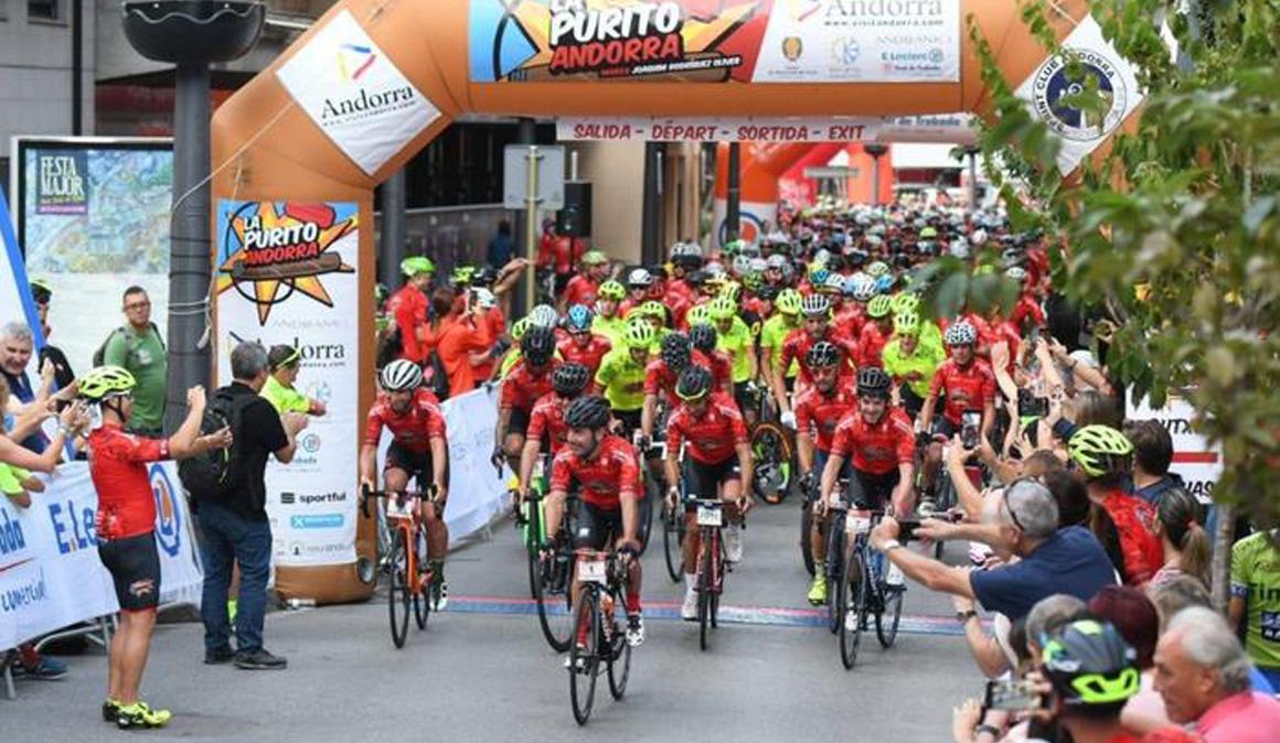 2.700 participantes en la IV Purito Andorra