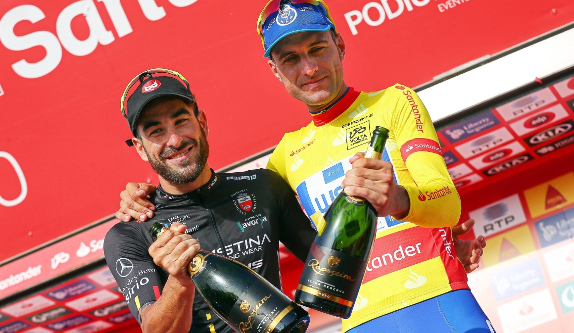 Stacchiotti gana la 5ª etapa de la Volta a Portugal y Alarcón sigue líder