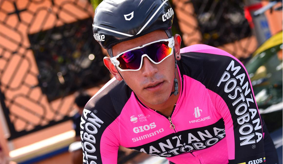 Vuelta a Colombia: etapa para Molano; Contreras sigue líder