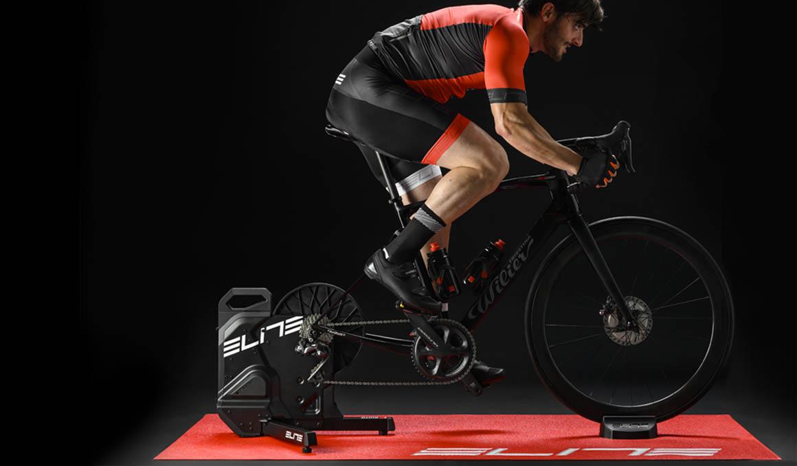 La efectividad en el rodillo para un entrenamiento específico