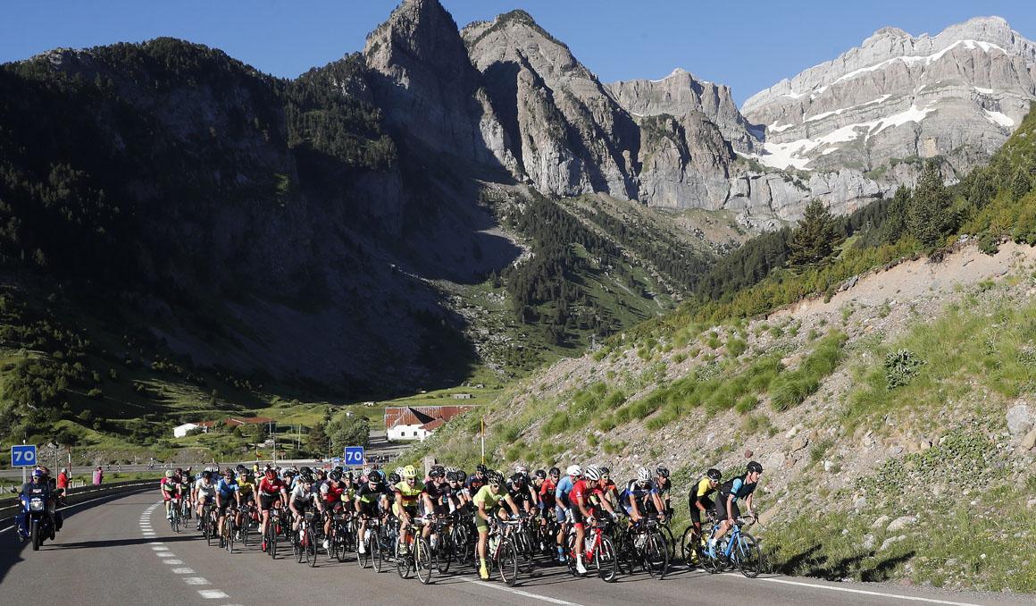 ¿Sabes a qué ritmo afrontar una marcha cicloturista?