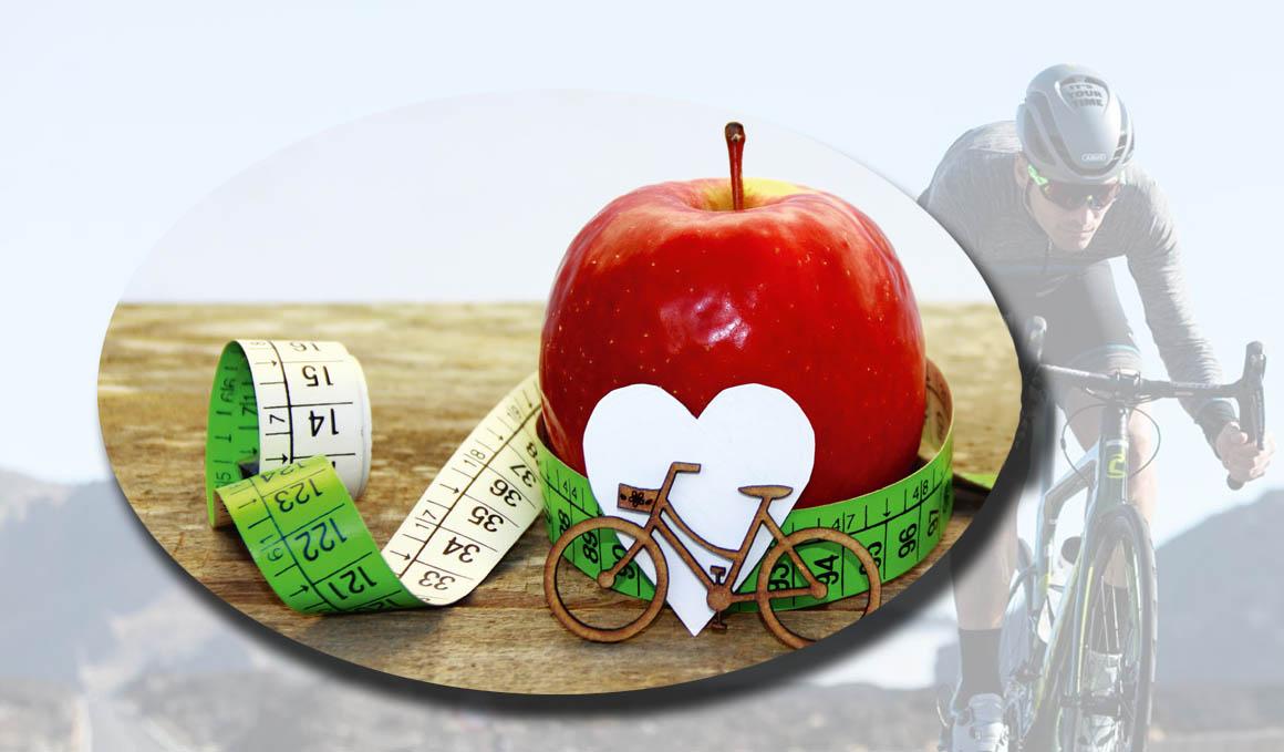 Antes y después: pérdida de peso con la bicicleta