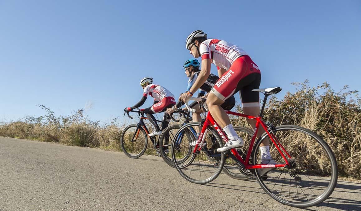La influencia real del peso de la bici en el rendimiento