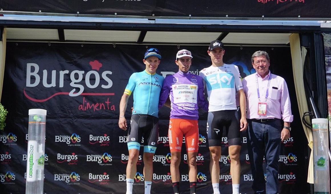Los mejores momentos de la Vuelta a Burgos