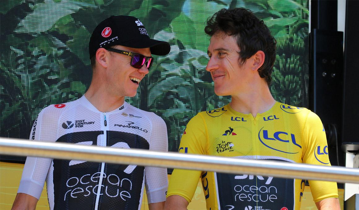 Froome y Thomas no estarán en La Vuelta