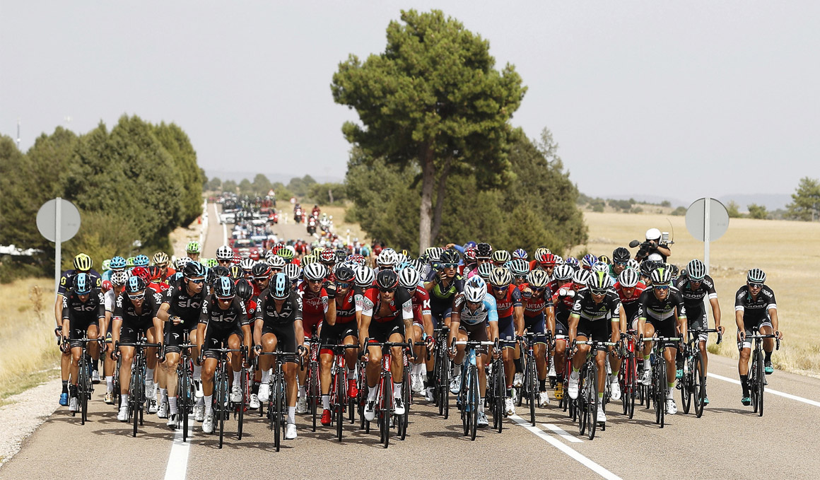 Vuelta a España: los 176 participantes y sus dorsales