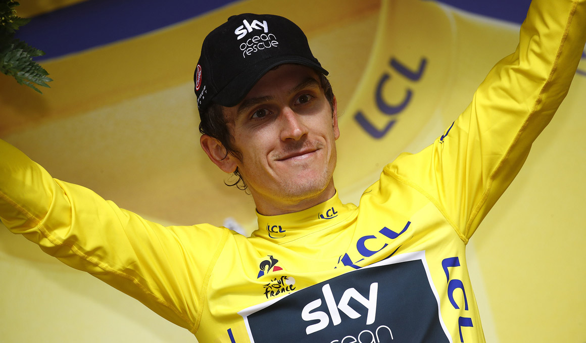 Geraint Thomas reaparecerá en la Vuelta a Alemania