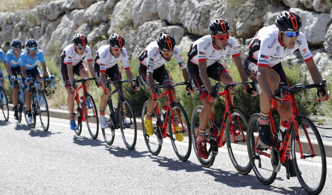 """Burgos BH confirma su """"ocho"""" para La Vuelta"""