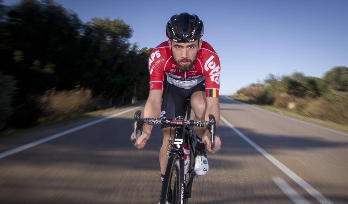 Campenaerts sustituye al 'granadino' Tomasz Marczynski en el Lotto-Soudal de la Vuelta