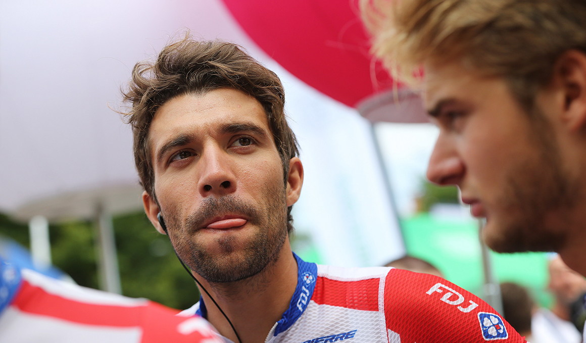 """Thibaut Pinot: """"La Vuelta para mí es una gran oportunidad"""""""