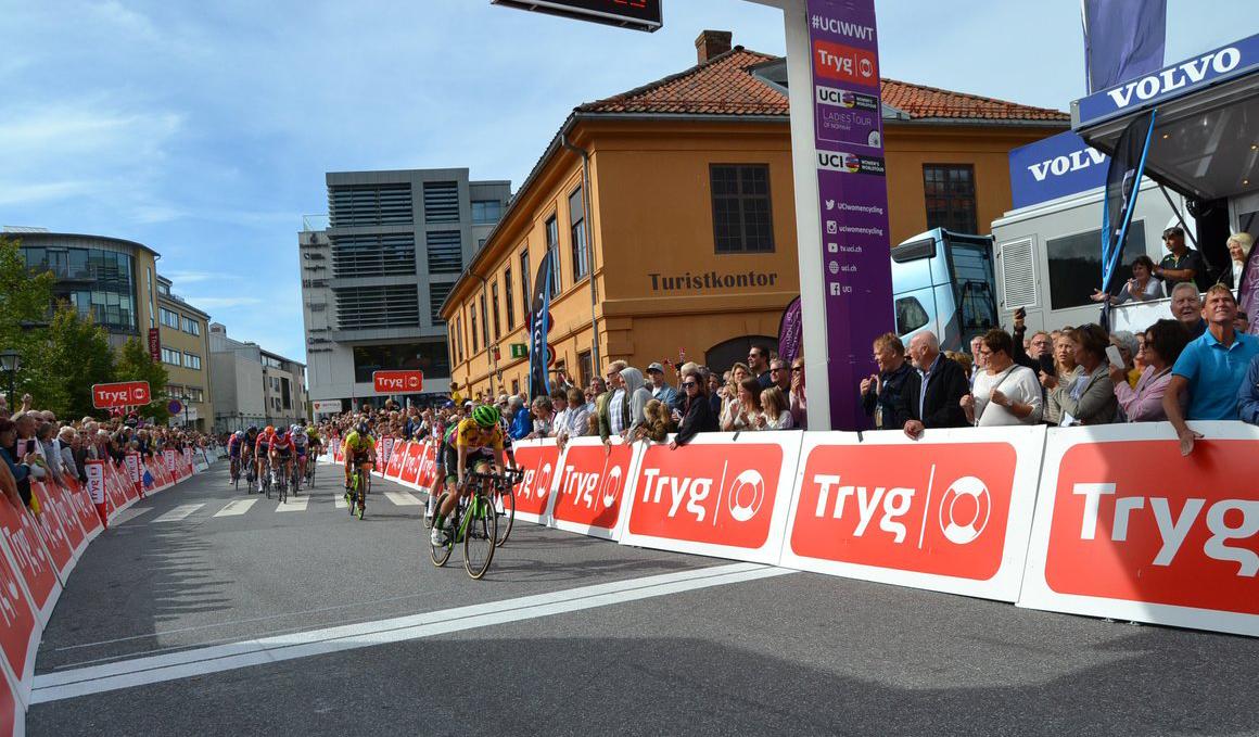 Marianne Vos, dominadora absoluta del Ladies Tour de Noruega