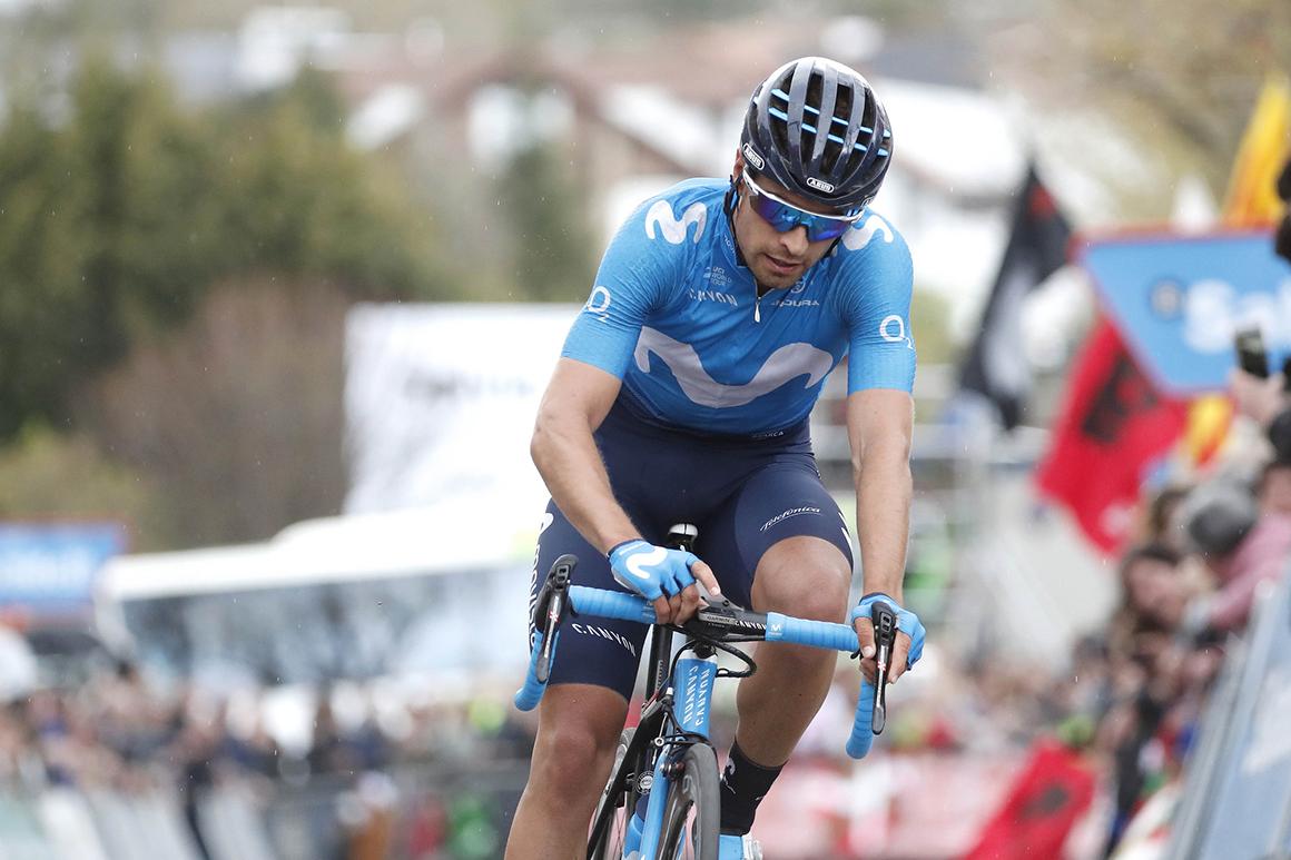 Mikel Landa no correrá la Vuelta