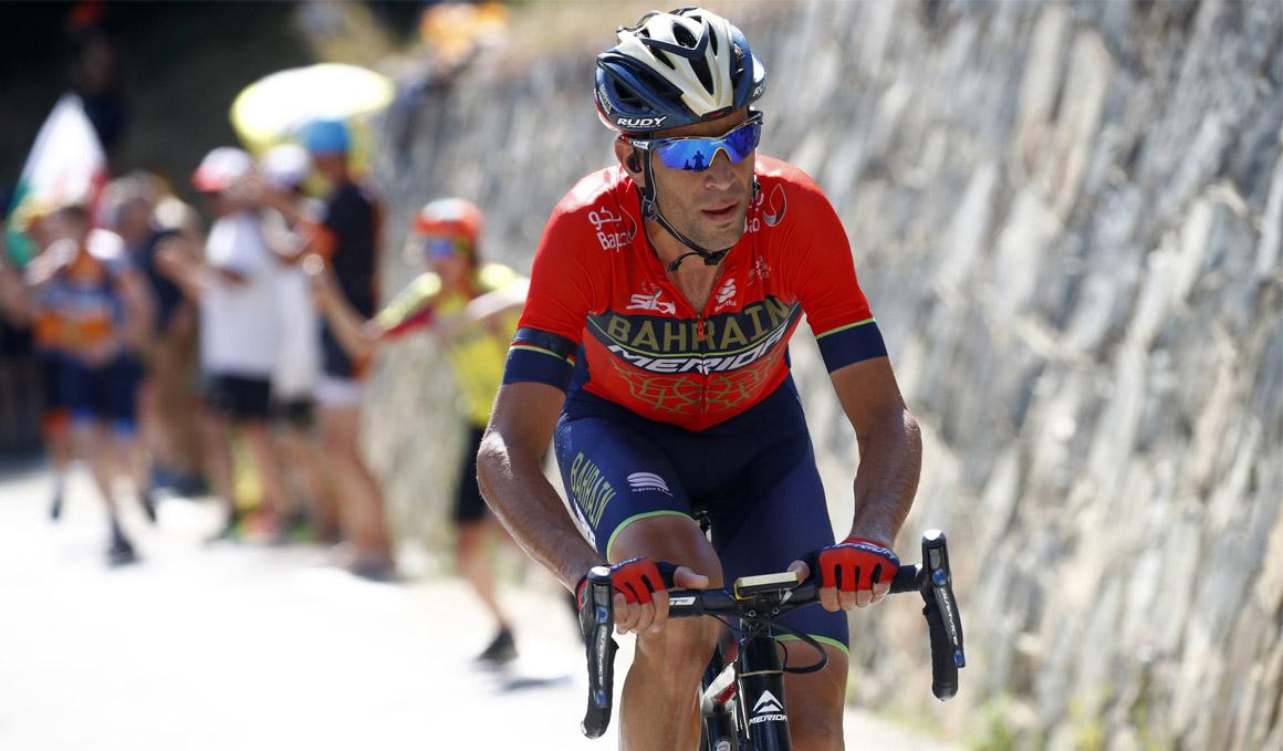 Nibali lucirá el dorsal nº 1 de La Vuelta