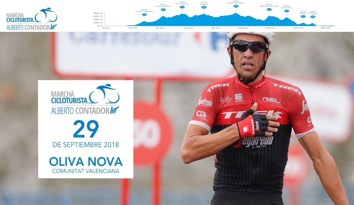 ¿Quieres correr con Alberto Contador?