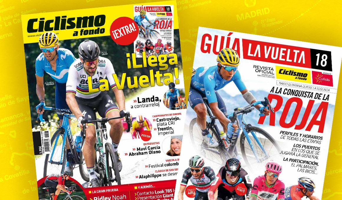 ¡Ciclismo a Fondo 406 ya a la venta!
