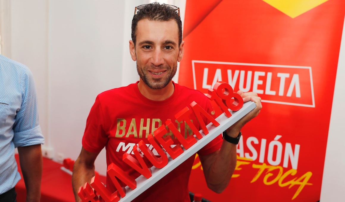 """Vincenzo Nibali: """"El capitán del equipo es Ion Izagirre"""""""
