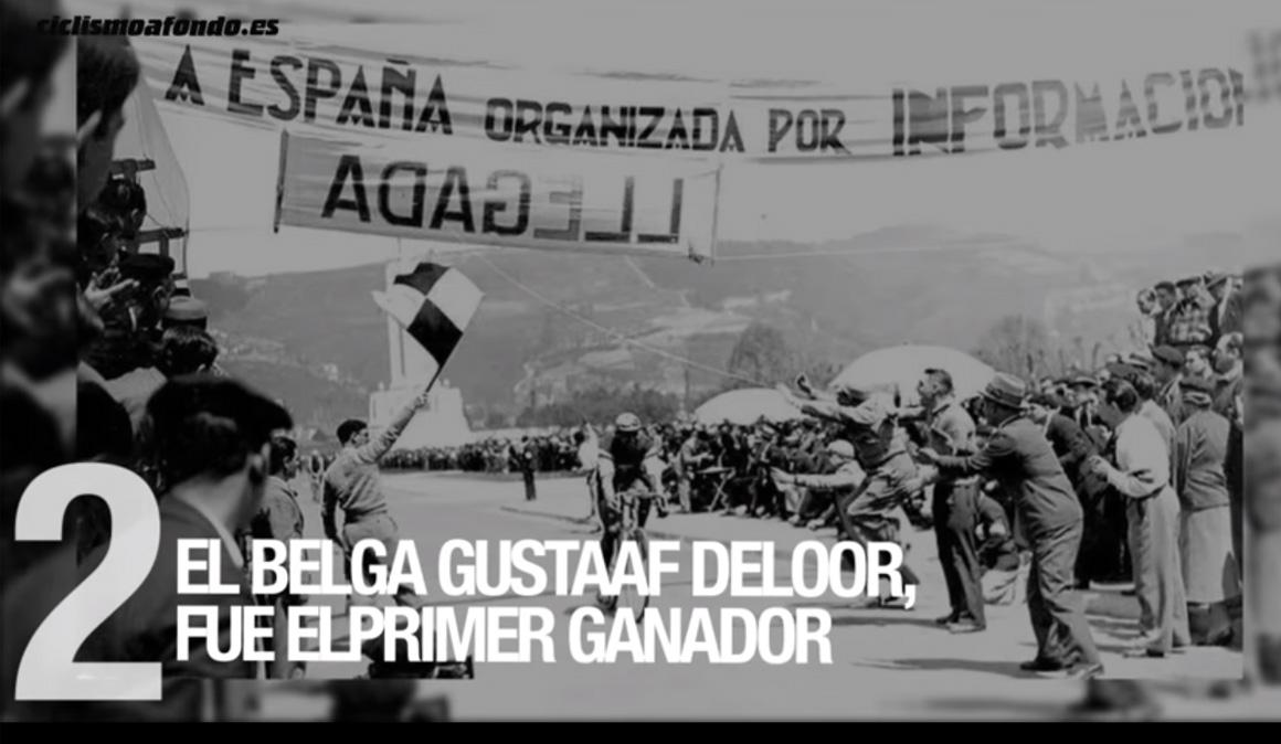 Vídeo: 10 curiosidades sobre la Vuelta a España