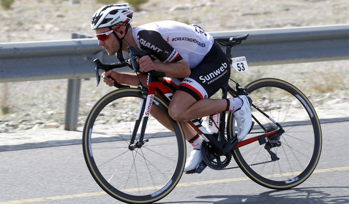 Johannes Fröhlinger, otro de los clásicos de la Vuelta