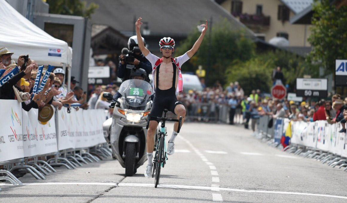 Tour del Porvenir: Gino Mader gana por delante de Iván Sosa