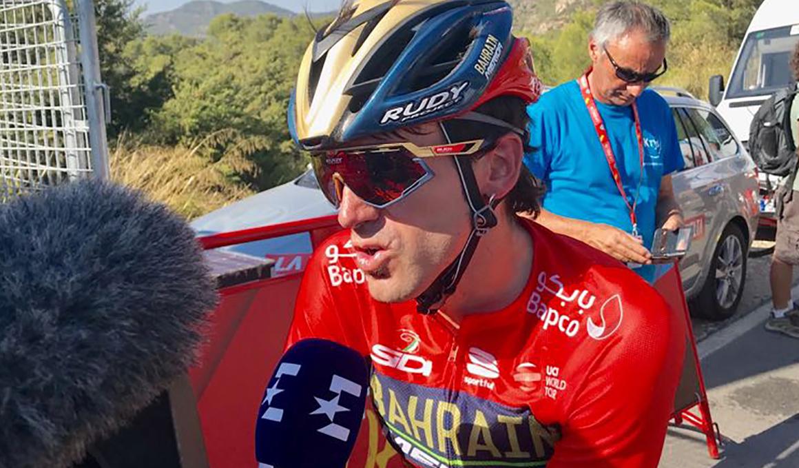 Ion Izagirre ya es quinto en la general
