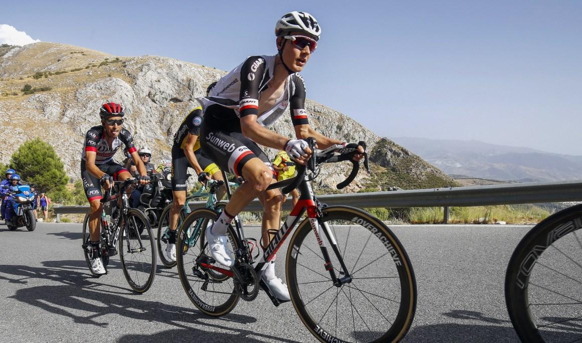 """Kelderman: """"Estoy decepcionado pero la Vuelta no ha terminado"""""""
