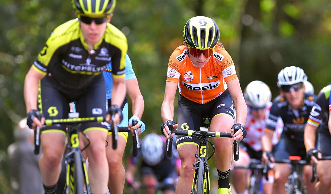 Annemiek van Vleuten revalida su triunfo en el Boels Ladies Tour