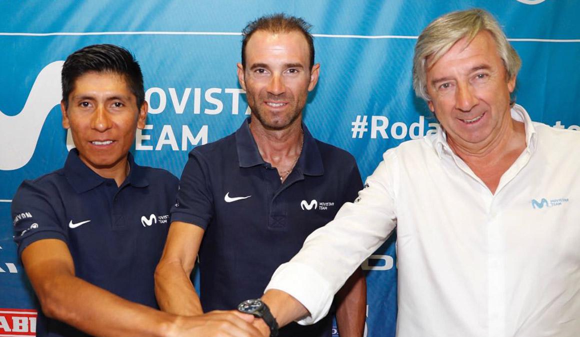 """Nairo: """"Tengo una buena oportunidad para ganar la Vuelta"""""""