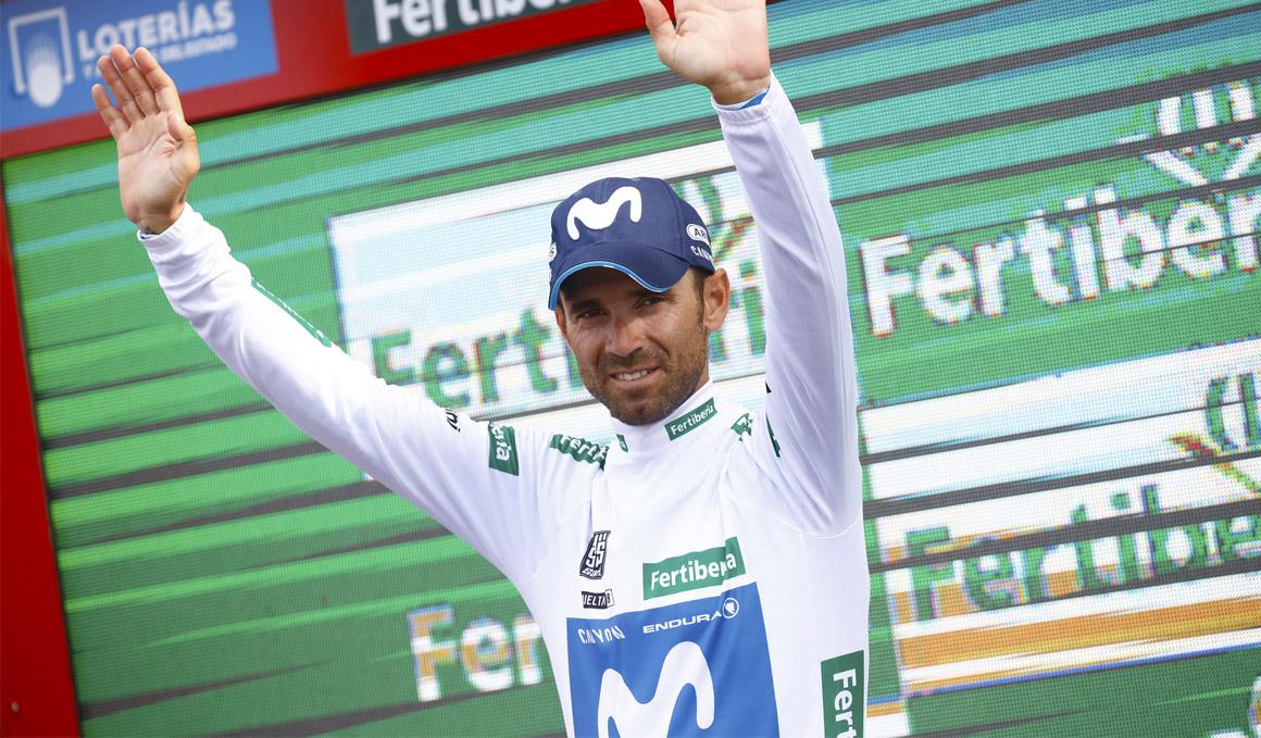 """Valverde: """"Dije que no iba a luchar por bonificar y cumplí mi palabra"""""""