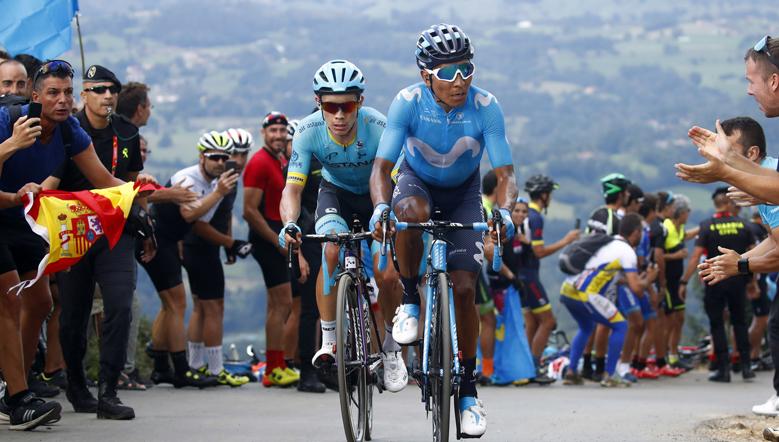 """Nairo Quintana: """"En Lagos la batalla será muy diferente"""""""