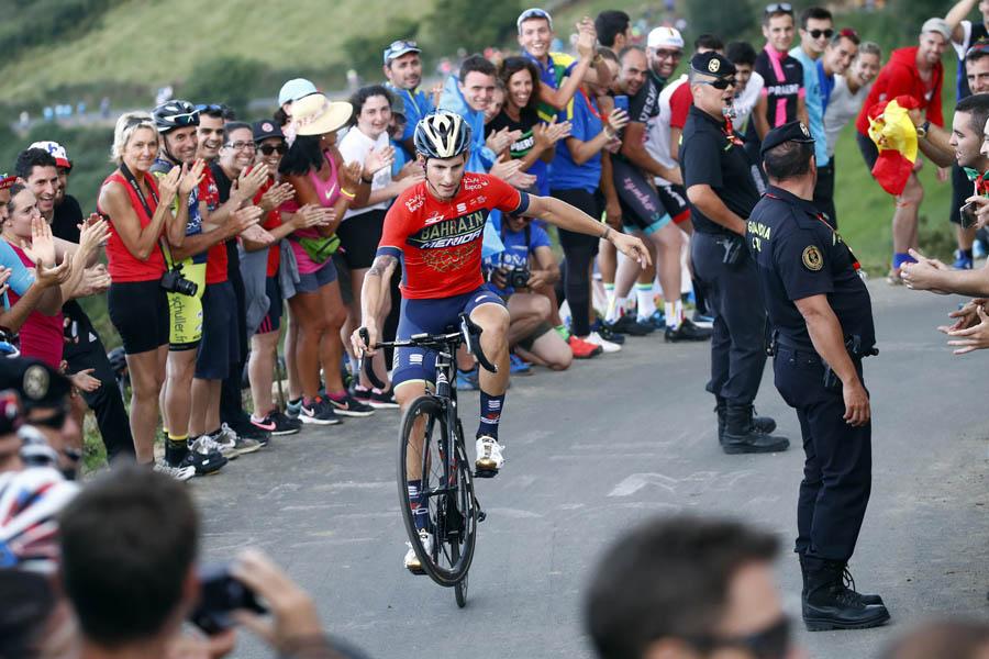 Les Praeres, el último reto de la Vuelta