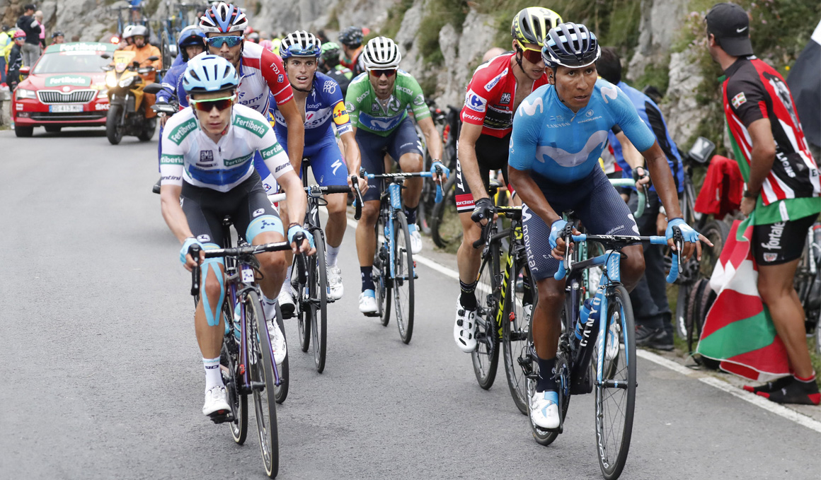 Cuatro etapas para decidir una Vuelta