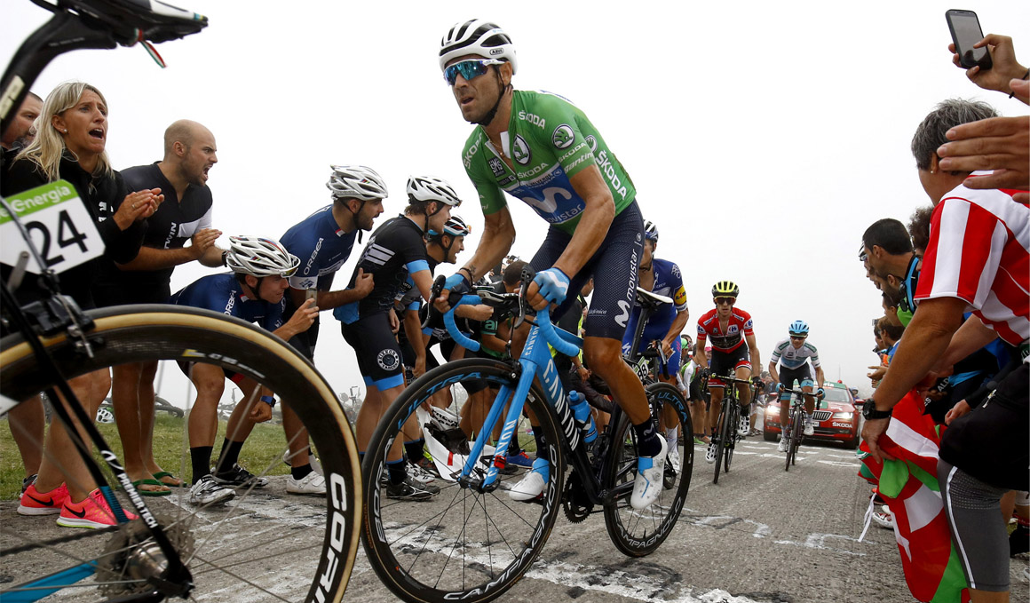 """Valverde promete batalla: """"Cada día es un examen y lo estoy pasando con sobresaliente"""""""