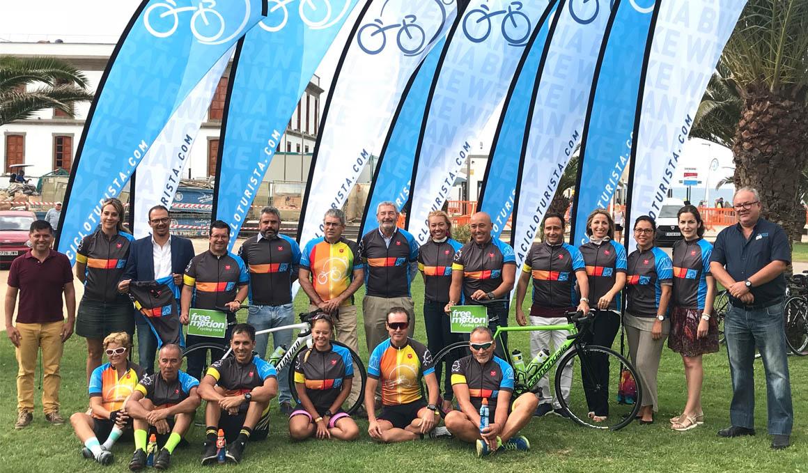 El maillot de la Gran Canaria Bike Week 30 aniversario