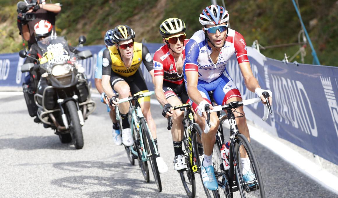 Simon Yates: exhibición para (casi) sentenciar la Vuelta