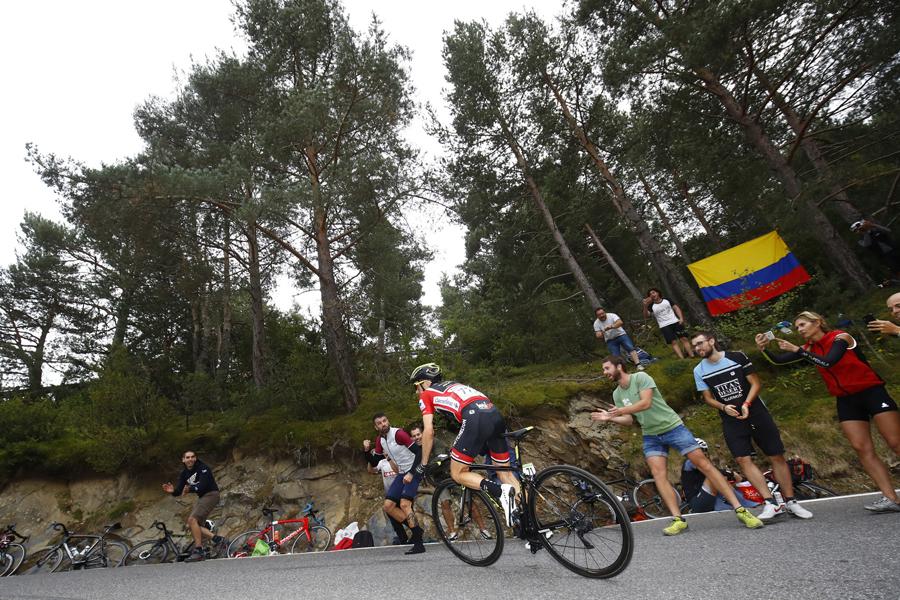 El ciclismo británico intensifica su dominio