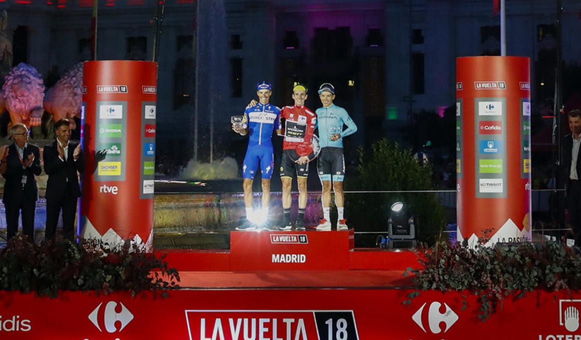 Top-10: los mejores de la Vuelta