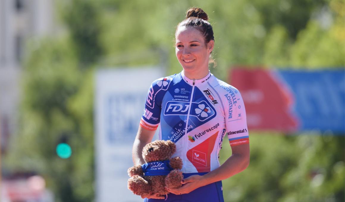 Roxane Fournier, primer fichaje del Movistar Team femenino 2019
